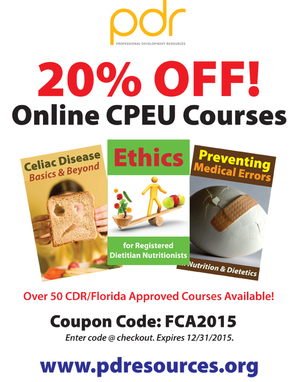 Save 20% on Online CE @ PDResources